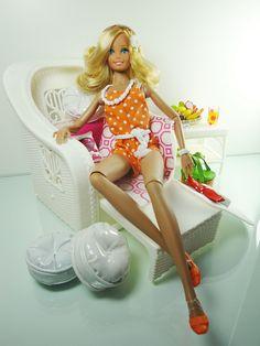 Hybrid Golden Dreams Barbie