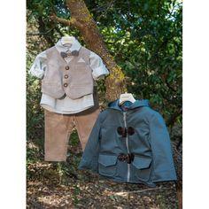 Κουστουμάκι βάπτισης Χειμερινό Dolce Bambini επώνυμο ολοκληρωμένο σετ με παντελόνι, πουκάμισο, γιλέκο, καπέλο, παπιγιόν και μπουφάν, Χειμωνιάτικο βαπτιστικό κουστουμάκι οικονομικό, Βαπτιστικά ρούχα αγόρι Χειμερινά μοντέρνα-νέες παραλαβές Rain Jacket, Windbreaker, Raincoat, Jackets, Fashion, Down Jackets, Moda, Fashion Styles