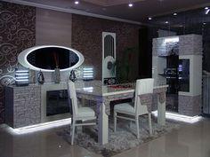 Modern Taşlı Yemek Odası Takımı Silver Stone  %100 ahşap üzerine işlenen taş desenleri, hiçbir yerde bulamayacağınız eşsiz bir tasarım.  #mobilya #beysmobilya #koltuk #klasik #country #sofa #nubuk #köşekoltuk #furniture #furnituredesign #interior #icmimar #yemekodasi #avangarde #wood #marcelo #darkblue #tasarim #lekoltuk #modoko #koltuktakimi #yemekodasi #yatakodasi #otantikyatakodasi #2017yatakodasi #adamobilya #yalimobilya #modernmobilya #taslimobilya