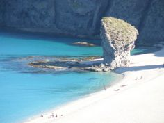 PLAYA DE LOS MUERTOS, Carboneras, Costa Almeria, SPAIN. #naturistbeach #nudistbeach. ➳ wilderness beach