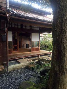Дом самурая Nomura, Kanazawa.