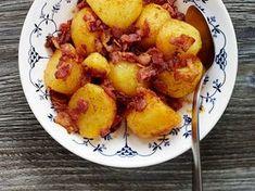 Real Food Recipes, Potato Salad, Tapas, Food And Drink, Potatoes, Vegetables, Ethnic Recipes, Potato, Vegetable Recipes