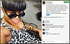 Following her claims that she does not believe in the story of Jesus Christ as according to her they were made up, Mzbel's friend Afia Schwarzenegger came out to support her and in the process stat...