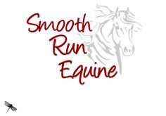 Smooth Run Equine product logo by Kia Ora