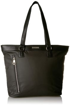 Calvin Klein Lenox Hill Travel Tote, Black, One Size * Click image to review more details. (This is an affiliate link)