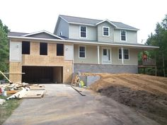 1000 images about house on pinterest garage house for Raised house plans with garage underneath