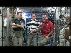 Chris Hadfield on how the body adapts to weightlessness - YouTube