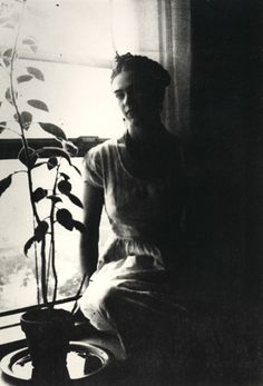 Lucienne Bloch - Frida by the Window, 1932.  … Scott Nichols Gallery