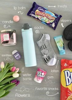 Get Well Gift Ideas-Got a friend who needs a get well gift? Here are some great … Get Well Gift Ideas-Got a friend who needs a get well gift? Here are some great ideas for a great get well gift basket for friends and what to put in it. Cute Gifts For Friends, Presents For Best Friends, Birthday Gifts For Best Friend, Gifts For Girls, Homemade Gifts For Friends, Bestie Gifts, Ideas For Birthday Gifts, Cute Friend Gifts, Best Friend Crafts