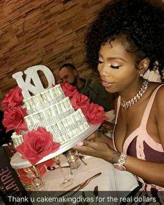 Ideas birthday gifts money cake for 2019 16th Birthday Outfit, Birthday Goals, 23rd Birthday, Birthday Photos, Husband Birthday, Cake Birthday, Birthday Money, Happy Birthday, Teen Birthday