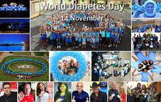 World Diabetes Day! Share your World Diabetes Day experience use our hashtags Disability Awareness, Diabetes Awareness, International Days, Novo Nordisk, Diabetic Meal Plan, Diabetes Information, World Days, Cerebral Palsy, November