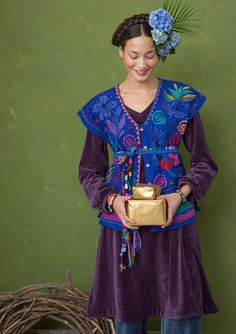 Plush velour – GUDRUN SJÖDÉN – Webshop, mail order and boutiques | Colourful clothes and home textiles in natural materials.