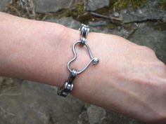 Bicycle Jewelry Bicycle Chain Link Bracelet