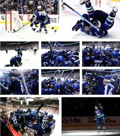 One year ago today, alex burrows scored 11 seconds into overtime to give the Canucks a 2-0 lead in the stanley cup finals. <3 #canucks