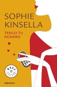 megustaleer - Tengo tu número - Sophie Kinsella