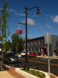 Howard City Streetscape
