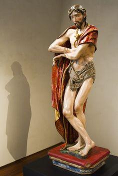 Ecce Homo (Alonso Berruguete) Arte-Paisaje