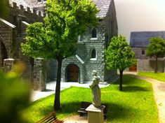 Galleries - ScaleCast Scale Models, Galleries, Golf Courses, Scenery, Mansions, House Styles, Landscape, Manor Houses, Villas
