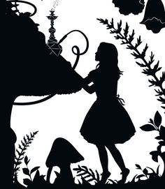 Alice in Wonderland - Laura Barrett - Illustration Portfolio - London Based…