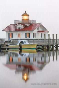 #Lighthouse   http://www.roanokemyhomesweethome.com-Lake Michigan.-Maine