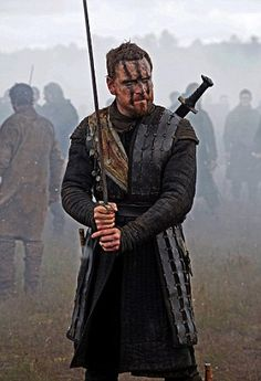 "Inspiration for King Einar || ""Ani"" on JukePop https://jukepop.com/home/read/8933?chapter=1|| #MichaelFassbender in Macbeth, 2015"