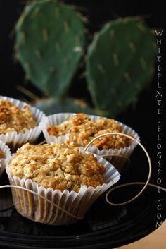 White Plate: Muffiny jak batoniki