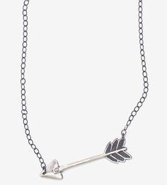 Handcarved Arrow Necklace by Avindy on Scoutmob Shoppe