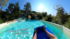 Caneva Aquapark Super Splash (Right) 360° VR POV Onride Vr, Outdoor Decor, Youtube, Youtubers, Youtube Movies