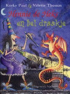 Hennie de Heks en het draakje - Valerie Thomas