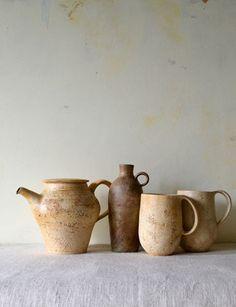 MATSUZUKA Yuko. Ceramics. 松塚裕子