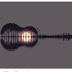 The Earth has music for those who listen -George Santayana Mais
