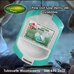 Tuinroete Woonwaens Campworld MB is where the savings just keep coming. Our Pink Dot Sale is still running and there are great bargains to be found. Visit our store in Voorbaai for more details. #outdoors #lifestyle #campingbargains