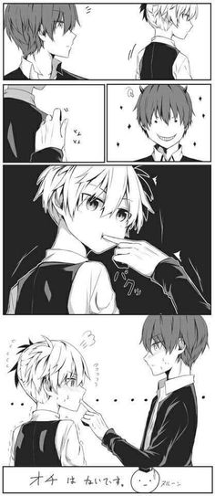 """Eh?"" That wasn't how it was supposed to go. Still a pleasant surprise though. - DA 