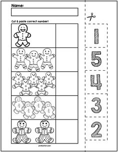 Preschool Learning Activities, Free Preschool, Preschool Curriculum, Preschool Lessons, Preschool Worksheets, Preschool Activity Sheets, Learning Skills, Early Learning, Christmas Worksheets