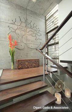 Staircase Designs - Dipen Gada & Associates