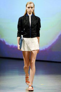 Patrik Evrell Spring 2013 RTW Collection - Fashion on TheCut