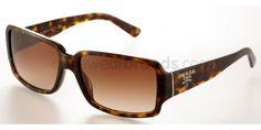 PRADA PR32N 2AU6S1 HAVANA Prada Sunglasses   Official Supplier   EyewearBrands