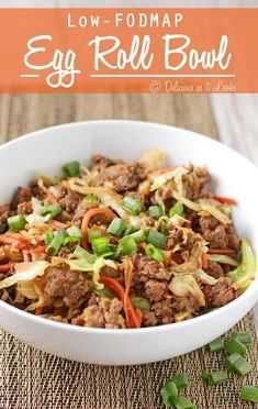 Delicious as it Looks - Low-FODMAP Recipes for Sensitive Bellies Fodmap Recipes, Diet Recipes, Healthy Recipes, Fodmap Foods, Recipes Dinner, Recipes For Ibs, Pork Recipes, Stevia Recipes, Chicken Recipes