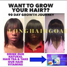 Are you struggling to grow your hair? Let Hair-Grow Lemonade help! Don't like lemonade? We have a Hair-Grow Herbal Tea, a Hair-Grow Milkshake & a Hair-Grow Multivitamin. We even have Hair-Grow Scalp Drops to spot treat bald areas and thin patches! These Hair-Grow products are effective and easy to use. It's 2017, ready to order? Click here: http://90dayhairgrowjourney.myflowindustry.com