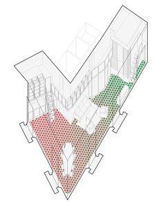 The Carrer Avinyó Apartment by David Kohn Architects In Barcelona, Spain | Yatzer