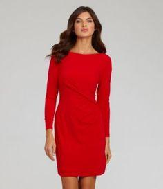 Vince Camuto Boatneck Knit Dress | Dillards.com