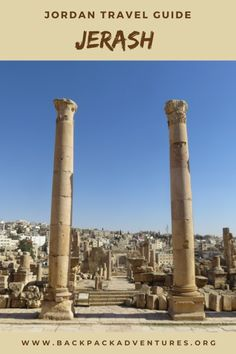 Eastern Travel, Asia Travel, Travel Abroad, European Travel, Travel Around The World, Around The Worlds, Jerash, Jordan Travel, Travel Inspiration