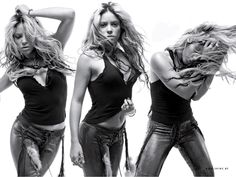 From what I've seen, Shakira knows a thing or two about movement.