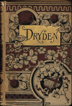 """The Poetical Works Of John Dryden"""