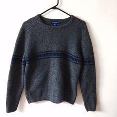 J. Crew 100% wool medium gray Crewneck sweater Pristine condition!! High quality J. Crew Sweaters Crew & Scoop Necks
