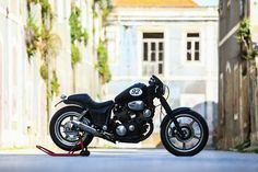 Virago Bobber, Bobbers, Custom Motorcycles, Kustom, Chopper, Man Cave, Bike, Facebook, Ideas