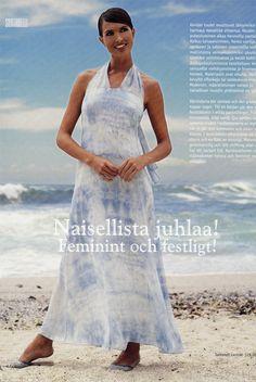 Tazzia/Texmoda - korkealaatuisten kotimaisten naistenvaatemallistojen suunnittelu