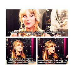 Examples Of Jennifer Lawrence Being Funny And Cute ❤ liked on Polyvore