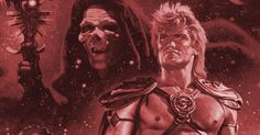 He-Man Dolph Lundgren Skeletor Frank Langella Masters of the Universe Movie Poster (source: http://hurraakerkko.com/2016/02/26/masters-universe-arvostelu/)