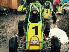 Off road karting www.edenleisurevillage.co.uk